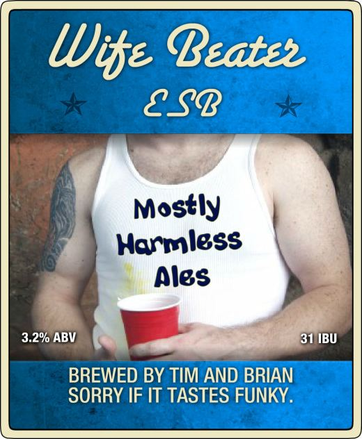 Mostly Harmless Ales WBESB