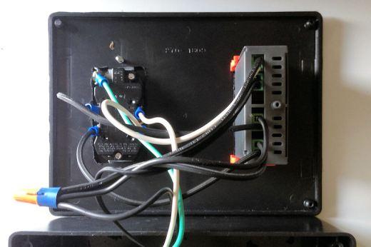 Temp Controller Wiring