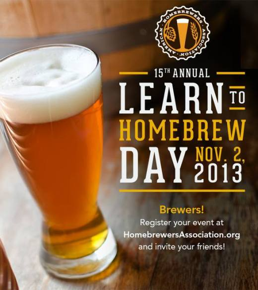 Learn to Homebrew Day 2013