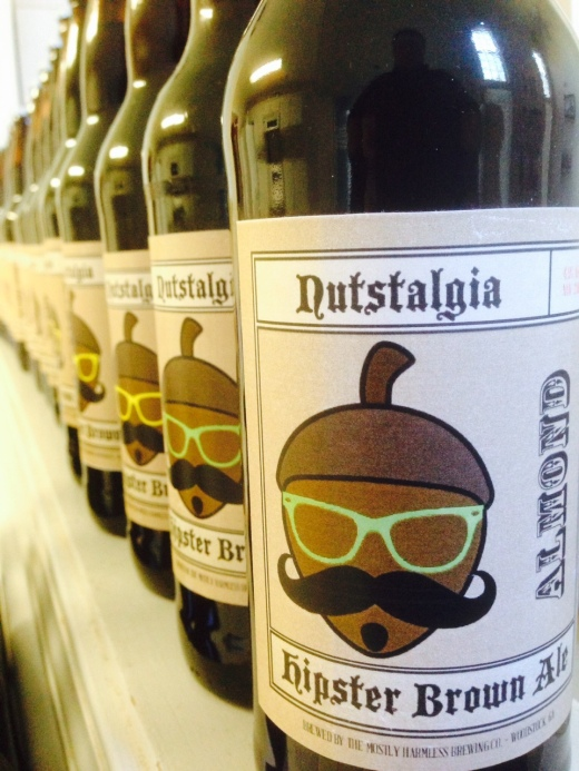 Nutstalgia Hipster Brown Ale