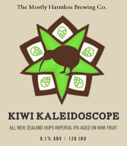 Kiwi Kaleidoscope, we had such high hopes for you