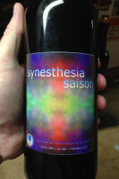 Synesthesia Saison 750ml