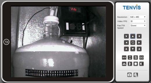 Fermentation Creeper Cam