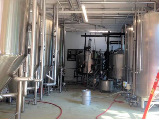 Brewhouse at Orpheus Brewing
